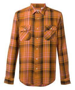 Levi'S Vintage Clothing | Flap Pockets Plaid Shirt Xl