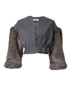 Bianca Spender | Wallis Jacket 12 Spandex/Elastane/Wool