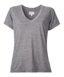 Current/Elliott | V-Neck T-Shirt Size 0