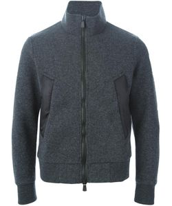 Moncler Grenoble | Zipped Jacket 54 Nylon/Modal/Virgin Wool/Polyamide