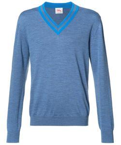 ORLEY | V-Neck Cricket Sweater Size Medium