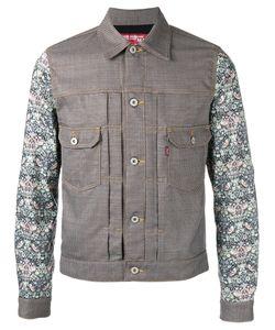 JUNYA WATANABE COMME DES GARCONS | Junya Watanabe Comme Des Garçons Man Chest Pockets Patterned Jacket