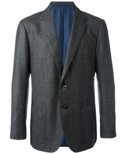Kiton | Sartoria Blazer 50 Virgin Wool/Silk/Cashmere