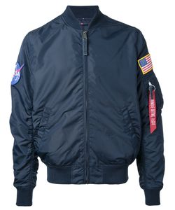 Alpha Industries | Nasa Reversible Bomber Jacket