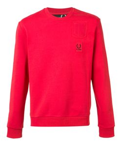 Raf Simons X Fred Perry | Pocket Patch Sweatshirt Size 42
