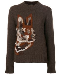 Mulberry | Bunny Intarsia Jumper Women M