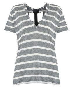 Andrea Bogosian | Striped T-Shirt
