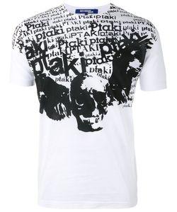 JUNYA WATANABE COMME DES GARCONS | Junya Watanabe Comme Des Garçons Man Skull Print T-Shirt