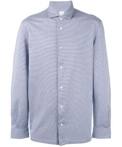 Barba | Micro Pattern Shirt