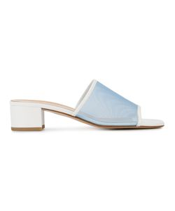 Maryam Nassir Zadeh   Mesh Strap Sandals