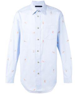 Alexander Wang | Рубашка С Принтом