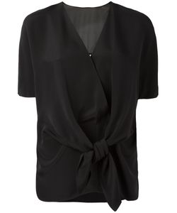 3.1 Phillip Lim | Knot Front Top 4 Silk