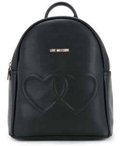 Love Moschino | Double Hearts Backpack