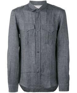Brunello Cucinelli | Shoulder Straps Shirt