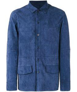 DESA | 1972 Shirt Denim Jacket 50 Cotton/Suede