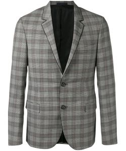 Lanvin   Checked Blazer Size 50