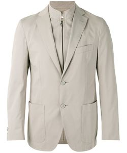 Corneliani | Layered Blazer 50