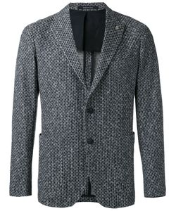 Tagliatore | Textured Blazer 48