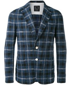 Tonello | Checked Blazer Xl