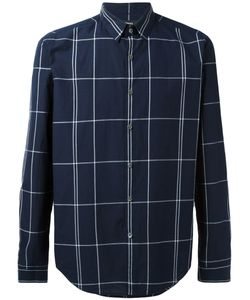 Theory | Maxi Check Shirt Size Large