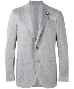 Lardini | Three-Button Blazer Size 52
