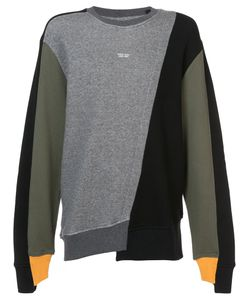 Mostly Heard Rarely Seen | Colour Block Sweatshirt Men
