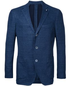 Lardini | Single-Breasted Blazer Size 48