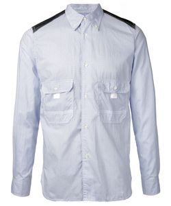 JUNYA WATANABE COMME DES GARCONS | Junya Watanabe Comme Des Garçons Man Multi-Prints Button-Down Shirt Size