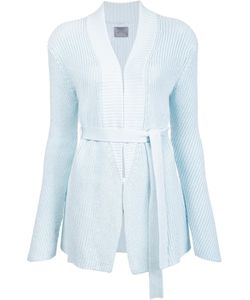 Maiyet | Belted Cardigan Small Cotton