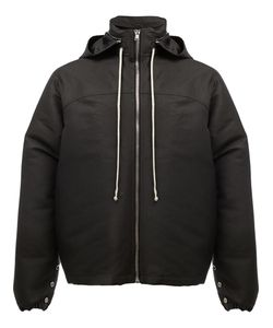 Rick Owens | Hooded Windbreaker 50 Cotton/Polyester/Cotton