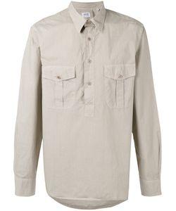 Aspesi | Half Button Shirt 39