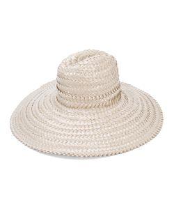GIGI BURRIS MILLINERY | Interlaced Sun Hat