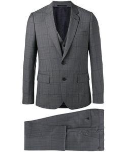 Paul Smith   Three-Piece Suit Size 52