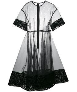 Comme Des Garçons Noir Kei Ninomiya | Sheer Dress Women