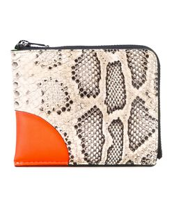 Kenzo   Kurved Colour-Block Wallet