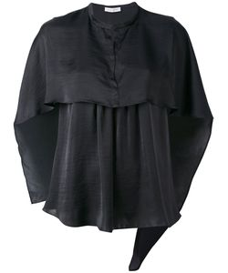 Christian Wijnants | Cape Style Blouse