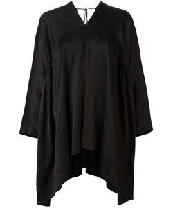 UMA WANG   Draped Tunic Size Medium