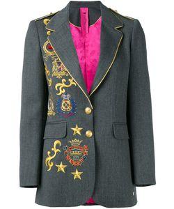 La Condesa | Cortes Badges Jacket Size 40