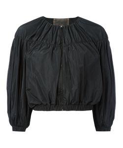 Giambattista Valli | Cropped Ballon Sleeve Jacket Size
