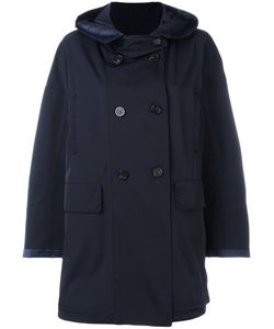 Moncler | Hooded Mid-Length Coat Size 2