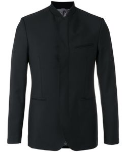 Kenzo | Fitted Collarless Blazer Size 50