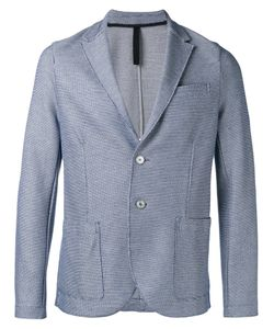 Harris Wharf London | Patterned Blazer Size