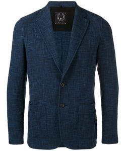 Tonello | Textu Suit Jacket Medium Cotton/Polyamide/Spandex/Elastane