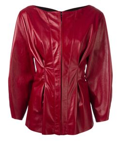 Isabel Marant | Arden Leather Jacket 38 Leather/Cotton