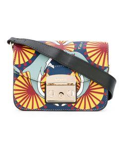 Furla | Dolphin Print Cross Body Bag Calf