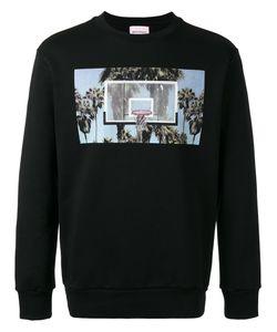 PALM ANGELS | Buzer Beater Sweatshirt Xl Cotton/Spandex/Elastane