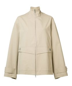 Adam Lippes | Oversized Anorak Jacket Medium Cotton