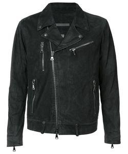 John Varvatos | Washed Biker Jacket