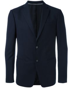 Z Zegna | Two Button Blazer 52 Wool/Cupro
