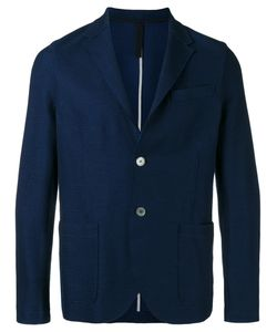 Harris Wharf London | Patch Pockets Blazer 46 Cotton